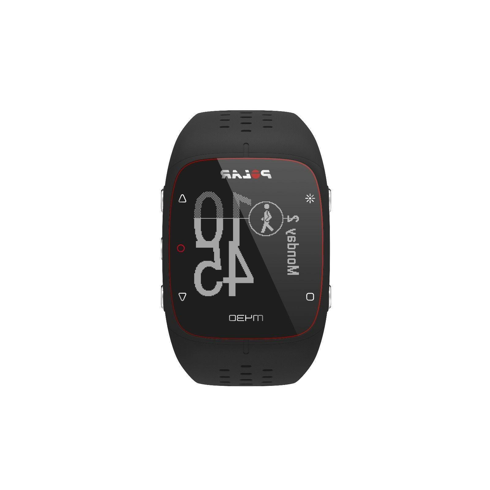 Polar running watch wrist-based rate