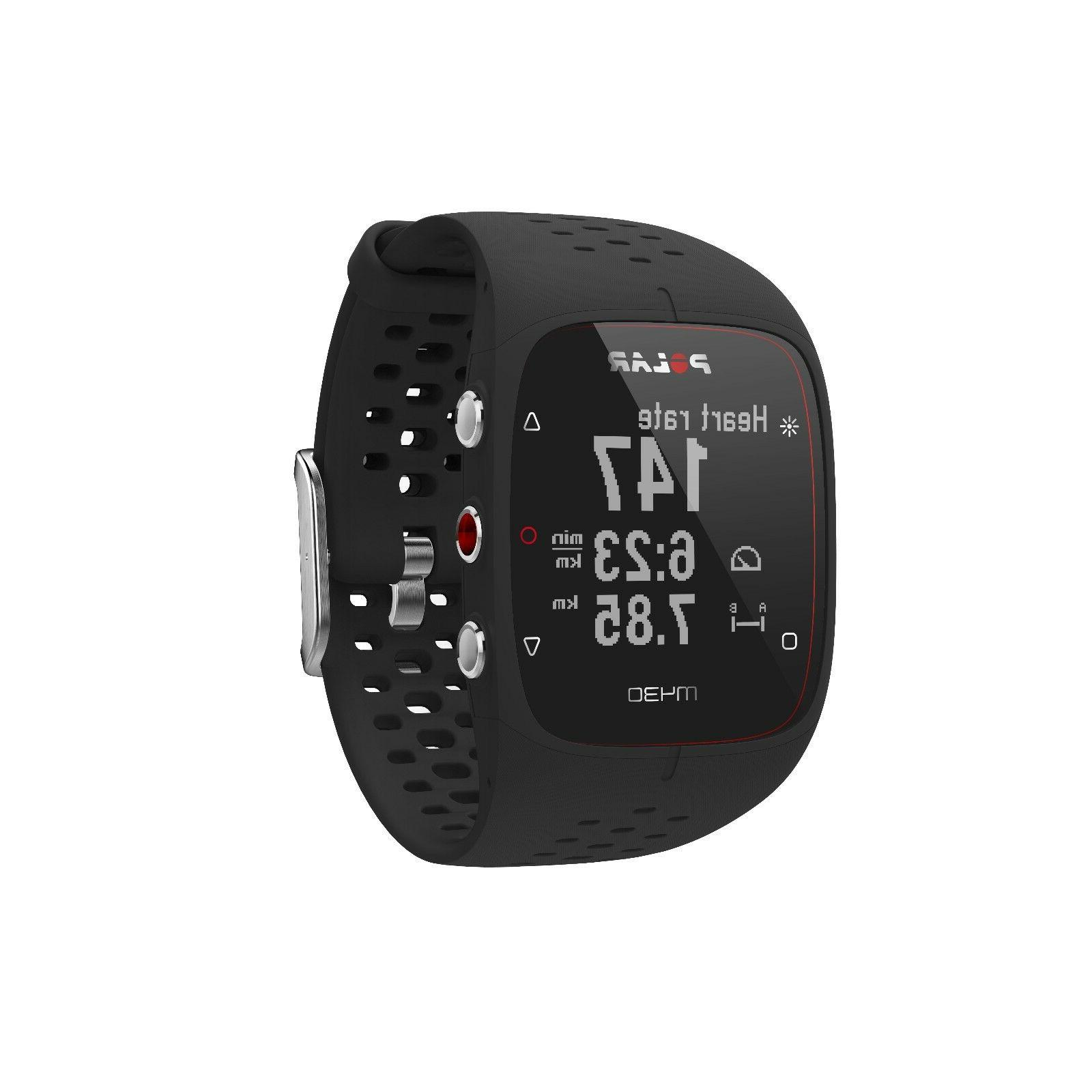m430 gps running watch with wrist based