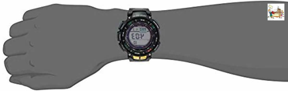 Casio Men's Pathfinder Solar Powered Sport Watch