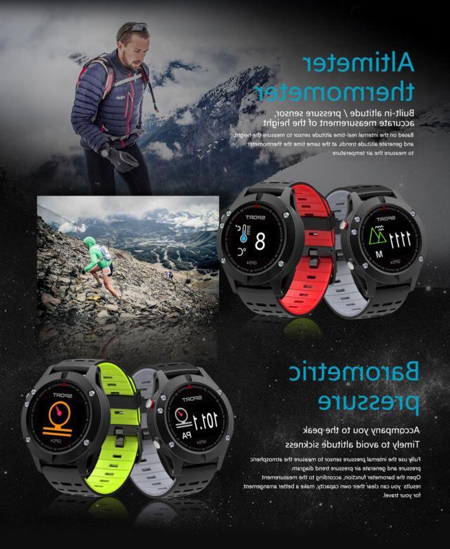 XGODY Watch F5 Tracker IP67 Waterproof
