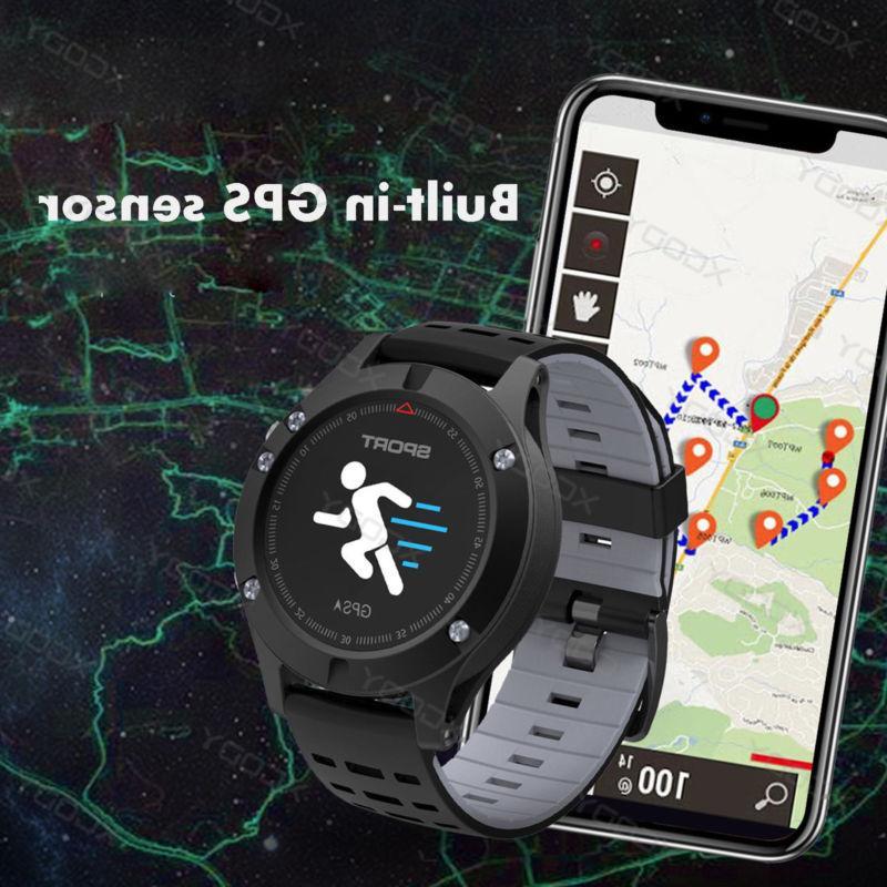 men s sports smart watch f5 gps
