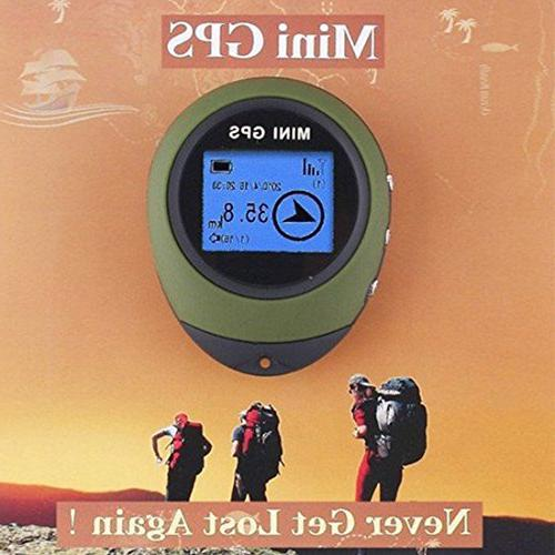 Winterworm Portable GPS Navigation Finder Dot For Geoaching