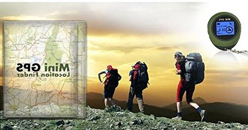 Winterworm Portable Navigation Location Finder For Hiking Geoaching Wild