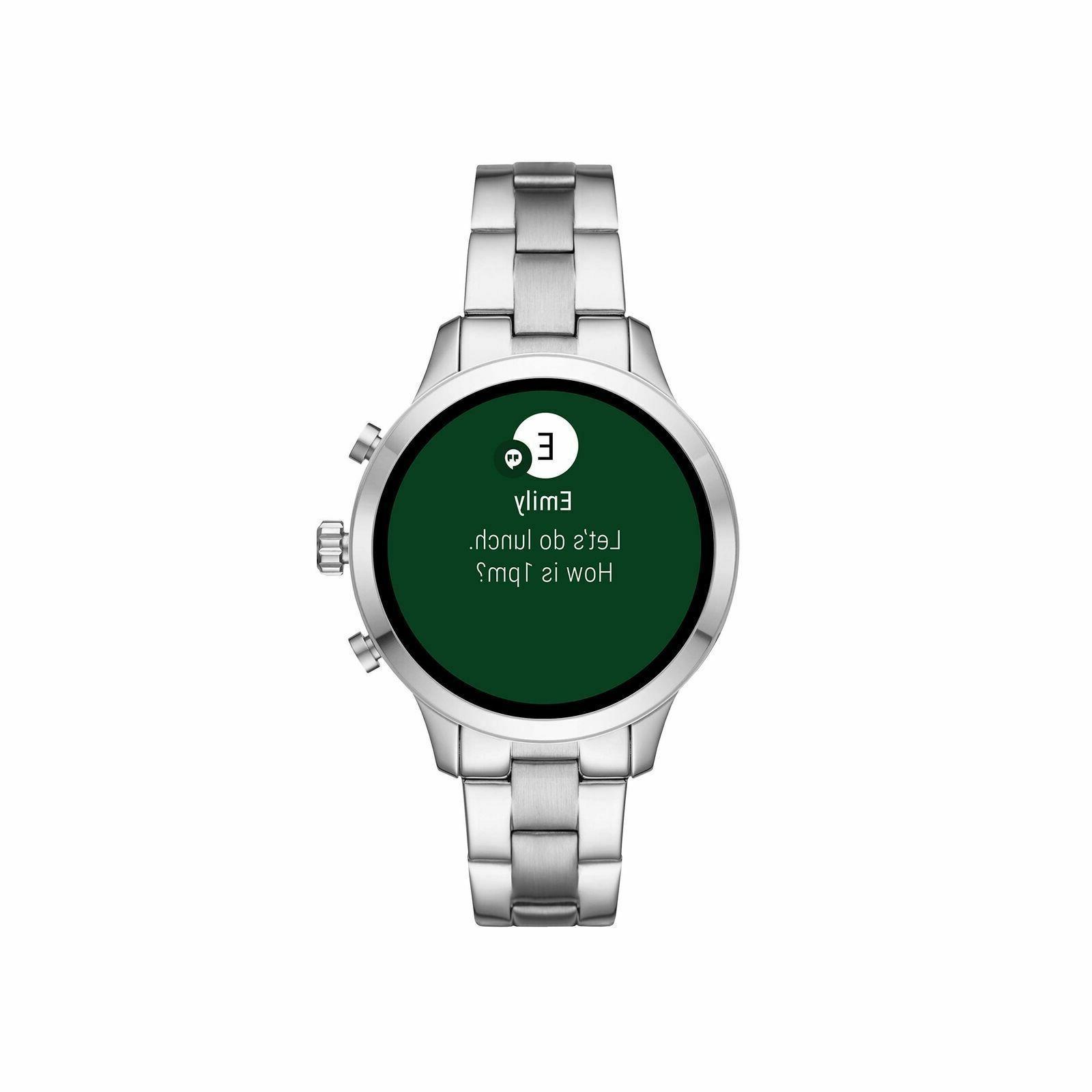 Michael Kors MKT5044 FACTORY SEALED Women's Runway Watch