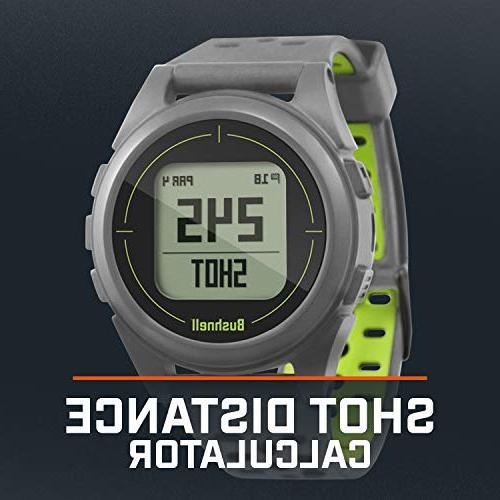 Bushnell Ion 2 Golf GPS Watch,