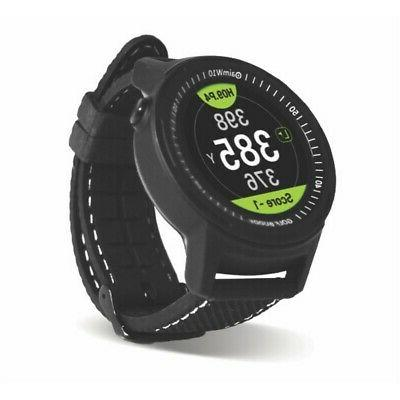 NEW AIM W10 Golf GPS Touch W/ Band
