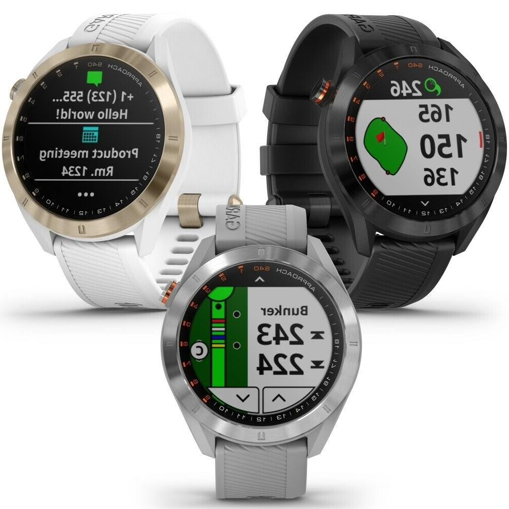 new 2019 approach s40 gps golf watch