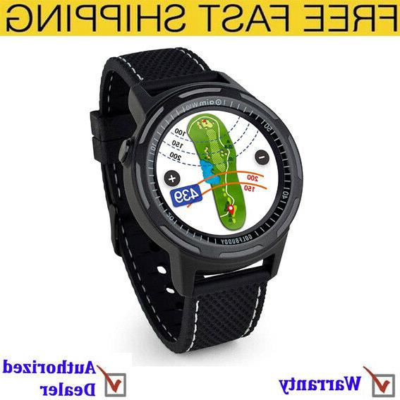 NEW 2020 Golf Buddy AIM W10 Smart Watch Golf GPS Touch Scree
