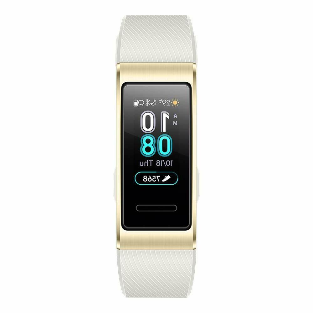 New HUAWEI 3 Pro AMOLED Touchscreen NFC Heart watch
