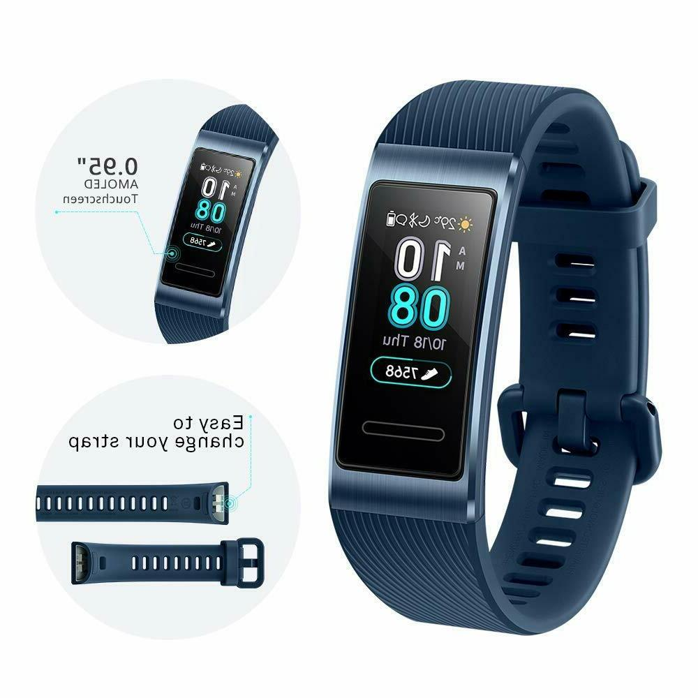 New Pro AMOLED NFC Heart Rate Smart watch