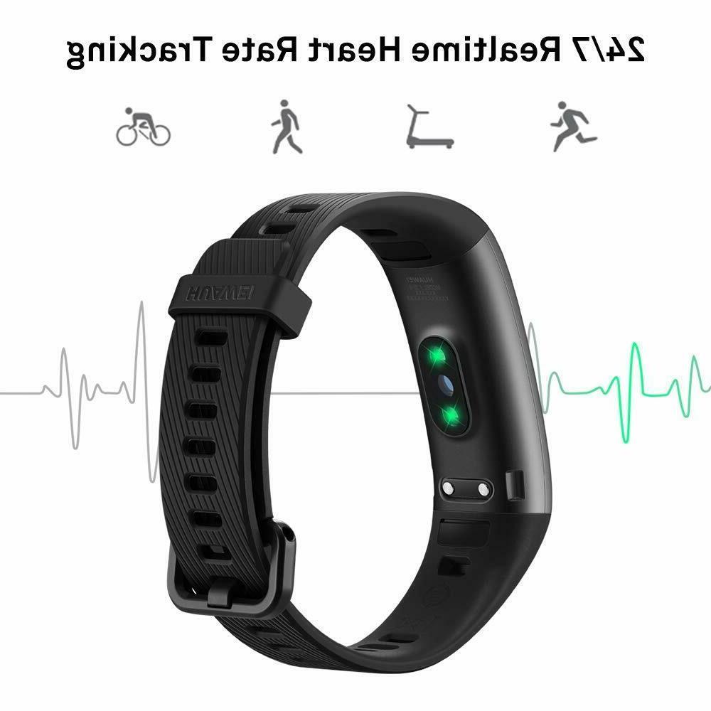 New HUAWEI 3 Pro AMOLED NFC Heart watch
