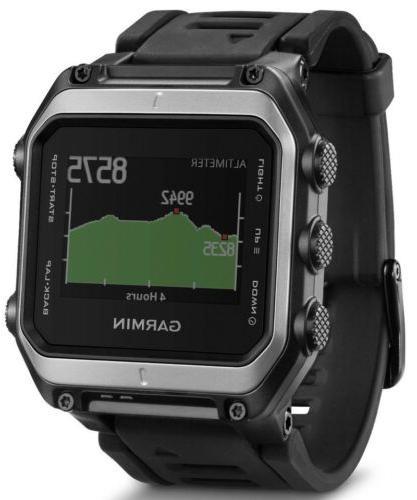 New - Epix GPS - Silver/Black