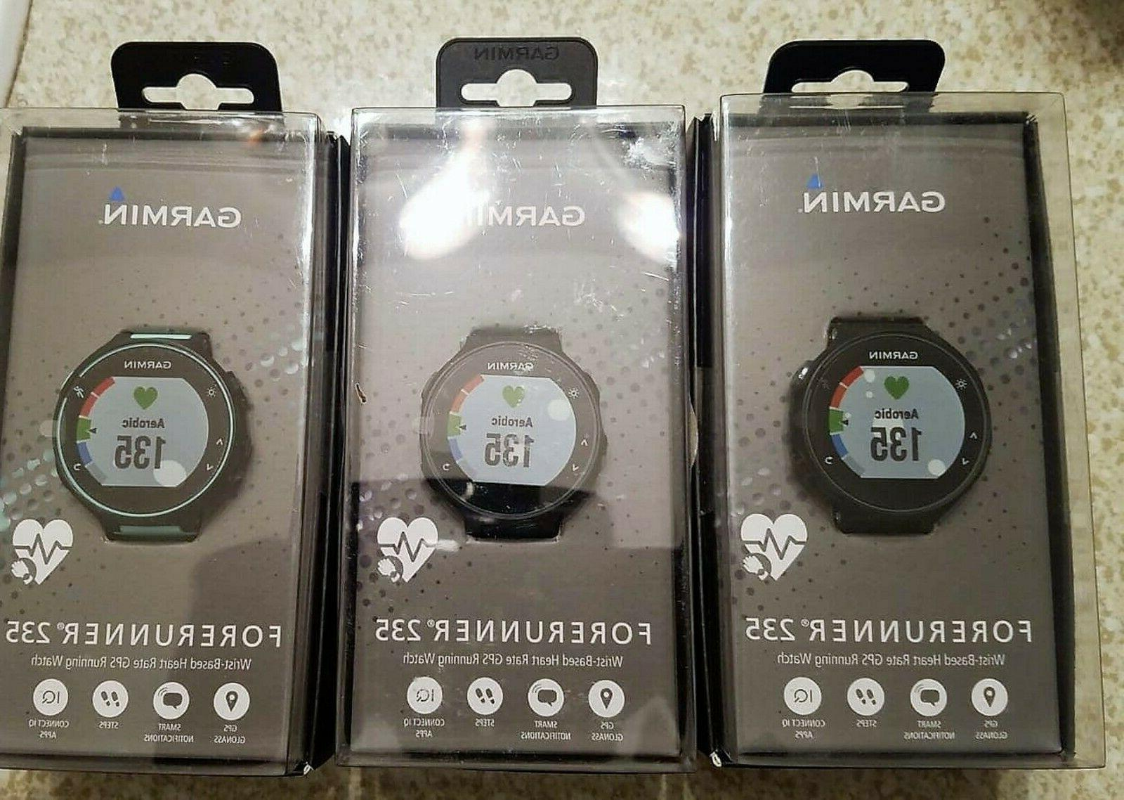 🔥NEW FORERUNNER GPS Heart Sport Watch VO2 Black