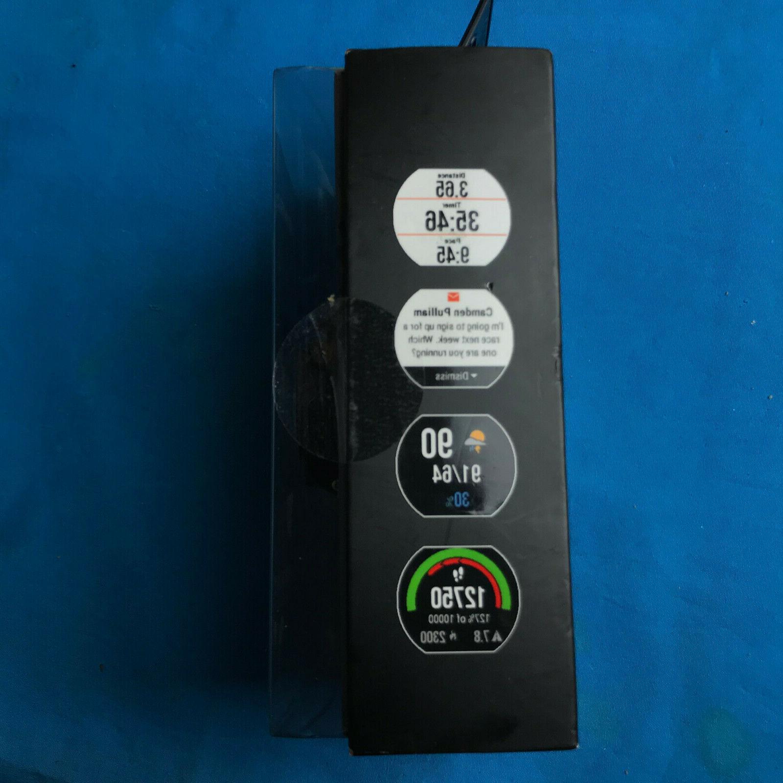 Garmin Running & Tracker Black and -New