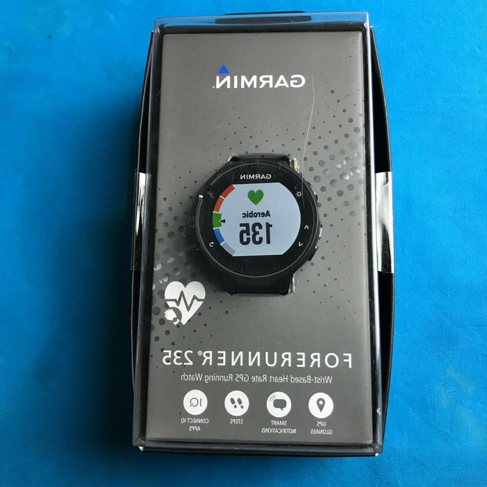 new forerunner 235 gps running watch
