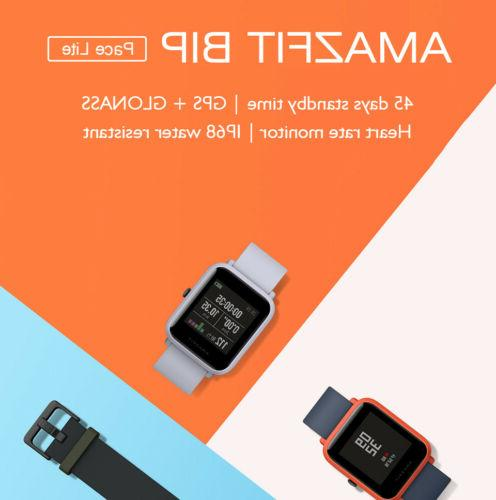 XIAOMI Huami Bracelet Bip GPS
