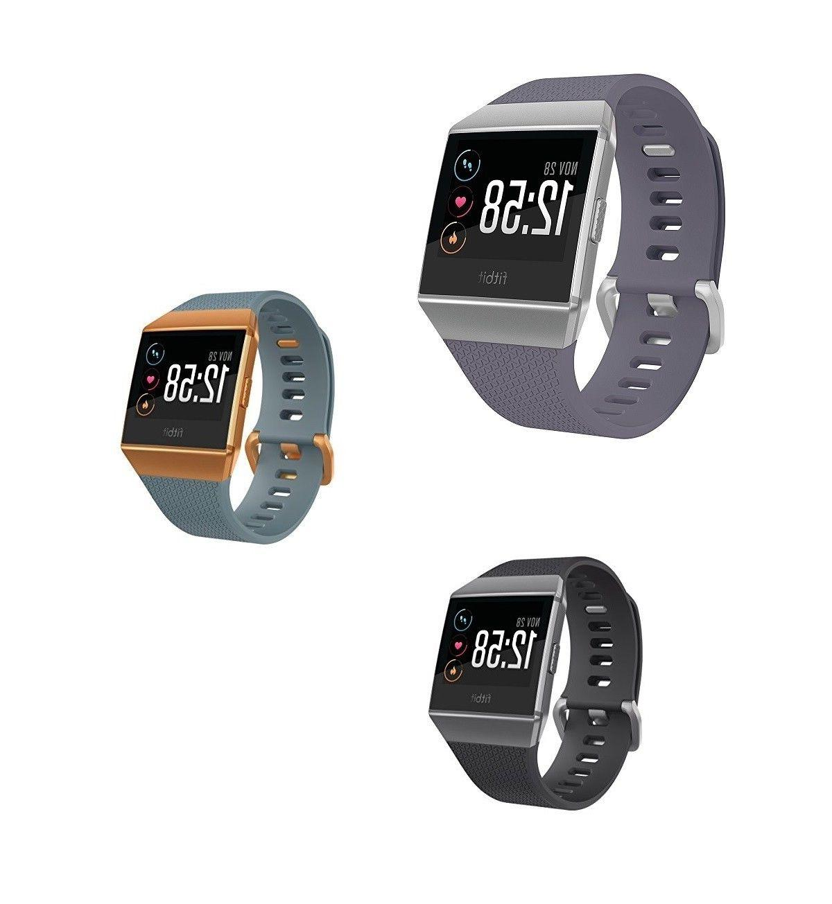 new ionic smart fitness watch wireless bluetooth