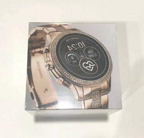 NEW MICHAEL Smart Gold Touchscreen MKT5052