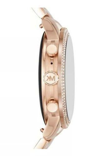 NEW Smart Watch Rose Gold Touchscreen MKT5052