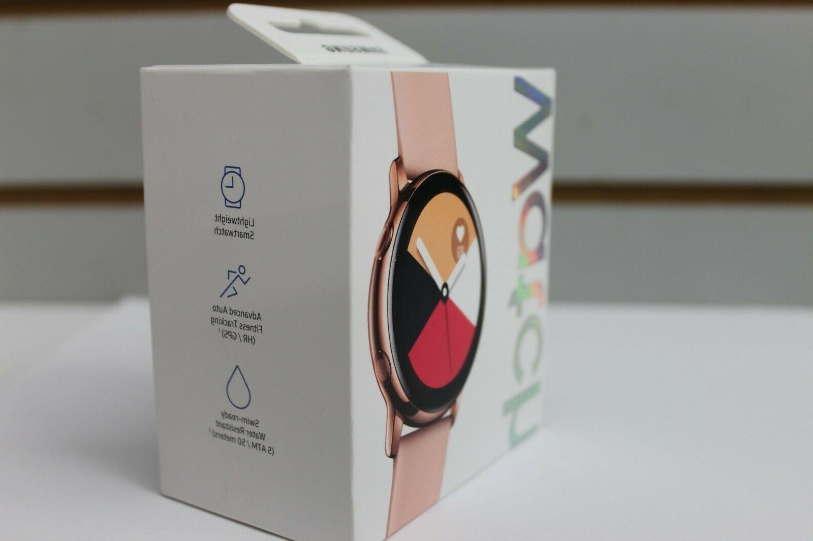 NEW Samsung Smartwatch Galaxy Active 40 mm