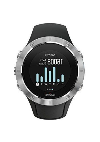 🔥NEW STEEL HR GPS Heart Rate SS023425000
