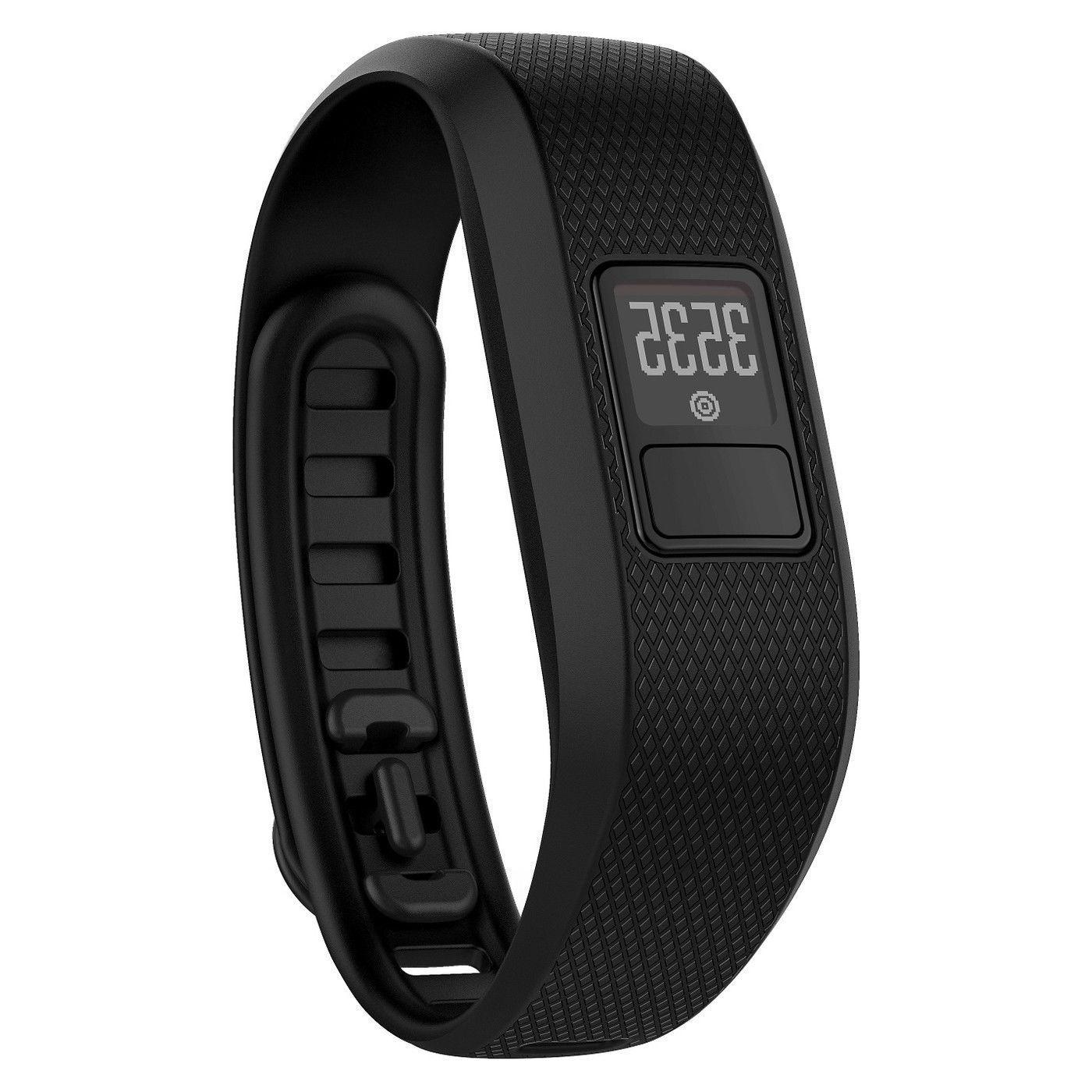 NEW Garmin 3 Activity Tracker Band Black