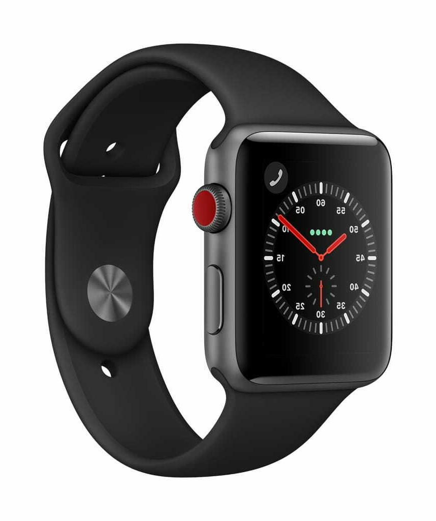 New Watch Series 3 38MM Sport Band. GPS CELLULAR iWatch