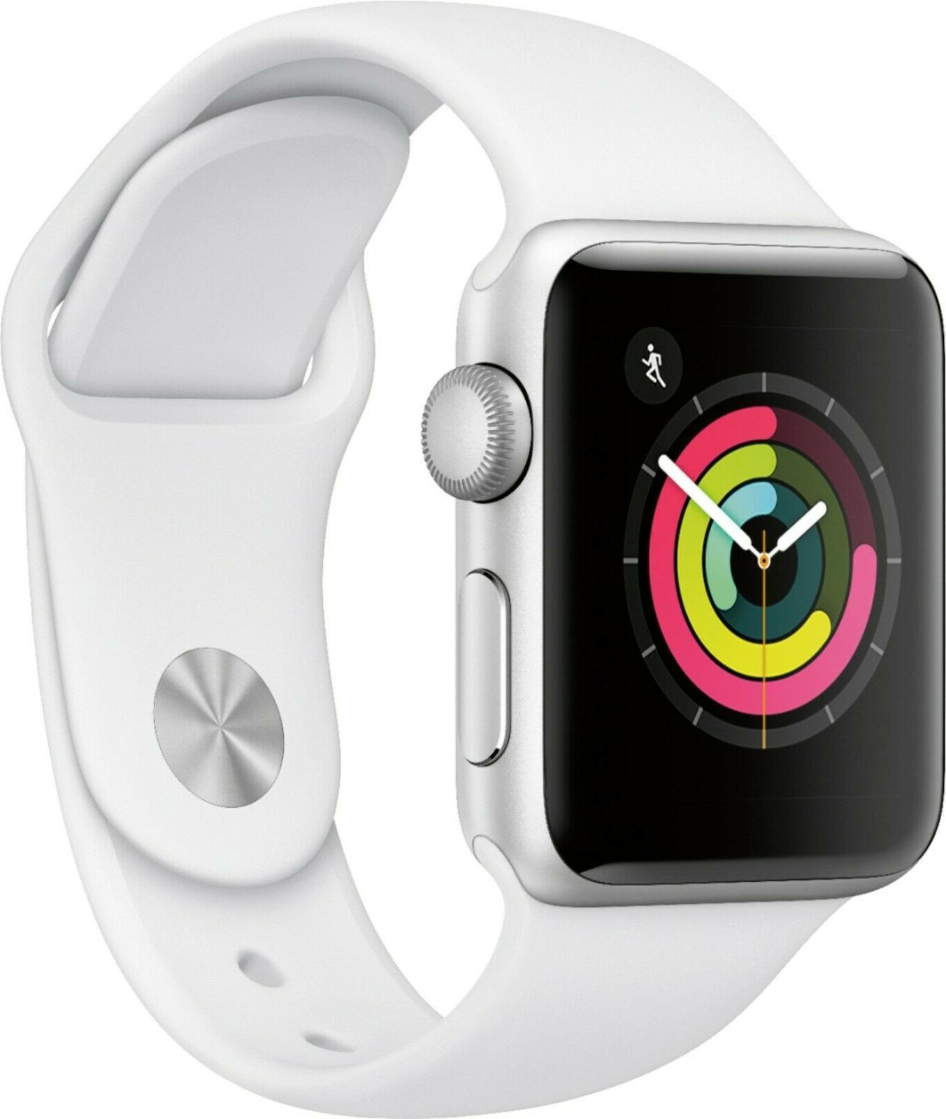 new watch series 3 gps smartwatch 38mm