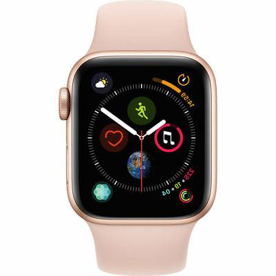 new watch series 4 40mm rose gold