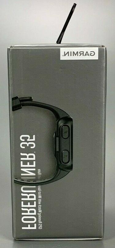 *NIB* Garmin GPS Wrist-Based - Black