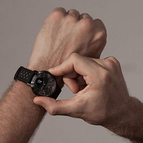 Withings / Nokia Steel Sport - Activity Rate Sleep GPS, Watch,