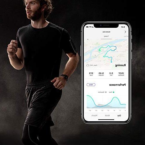 Withings / Steel Smartwatch - Rate Sleep GPS, Water Smart Watch, White
