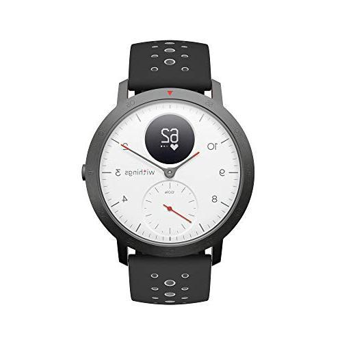 nokia steel hr sport smartwatch 40mm activity