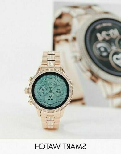 nwtsealed mkt5052 crystals touchscreen rose gold tone