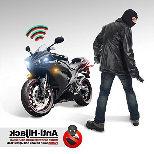 Pyle Alarm - Anti Theft Security Re-Arm Remote Start ECU Speaker - PLMCWD75