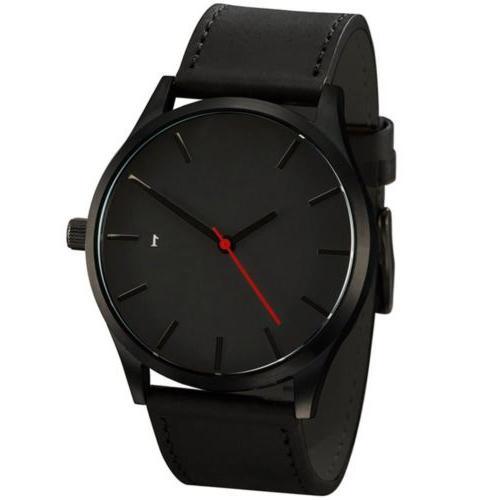 popular low key minimalist connotation leather men