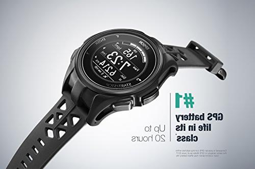 Epson GPS Multisport Watch Display - Black