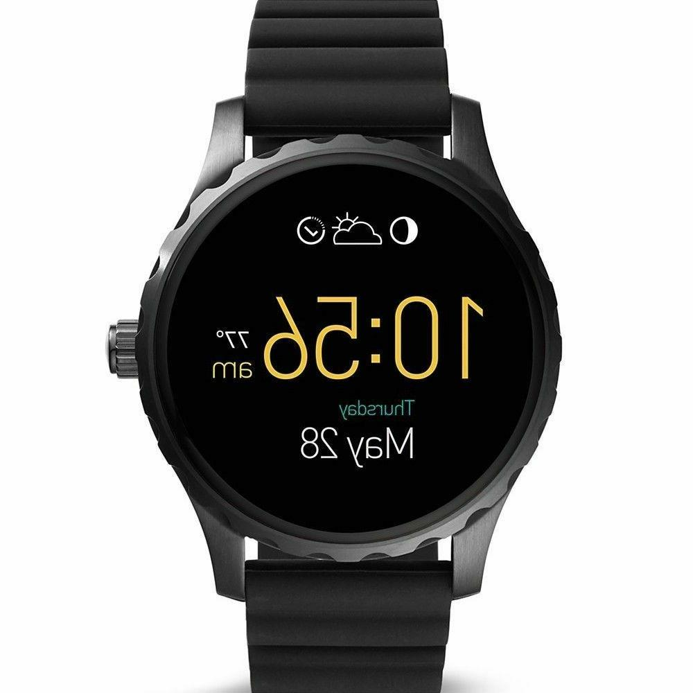 q marshal touchscreen silicone strap