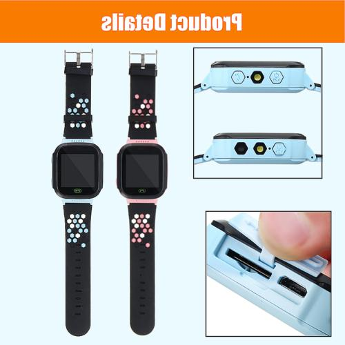 Q528 Watch Anti-lost GPS Tracker Wrist Android IOS Phone Safe