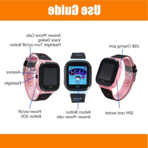 Q528 Watch GPS Wrist Android Phone Safe