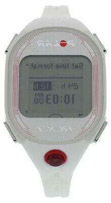 Polar RCX3F Fitness Watch with GPS White