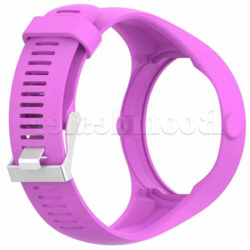 Replacement Silicone Wristband Straps Bracelet for GPS