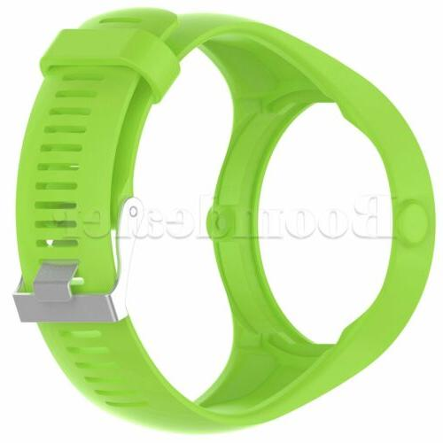 Replacement Silicone Straps Bracelet for GPS Running