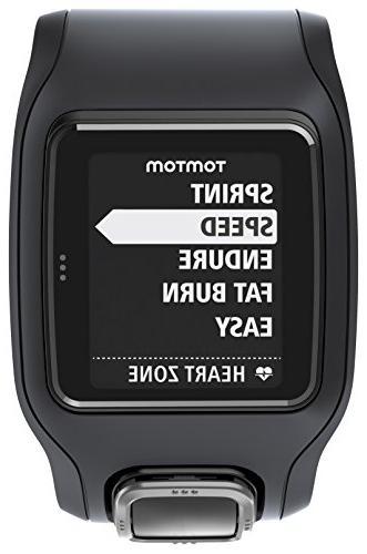 TomTom Runner HR Watch - one size