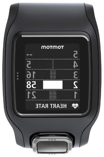 TomTom HR Watch one size