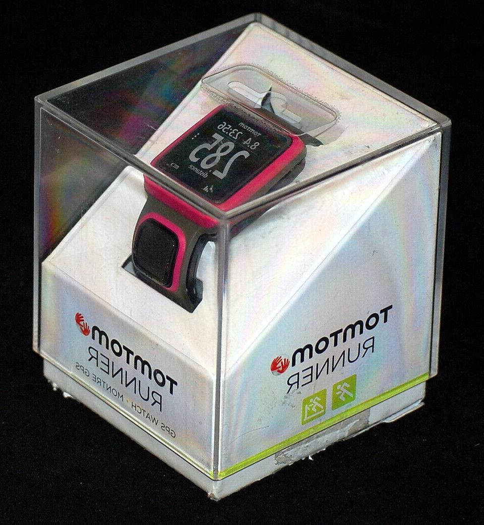 TomTom RUNNER GPS Special Edition NEW/SLIGHT BOX DAMAGE