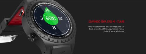 Running Watch Smartwatch GPS Fitness Tracker Sports Cycling Waterproof