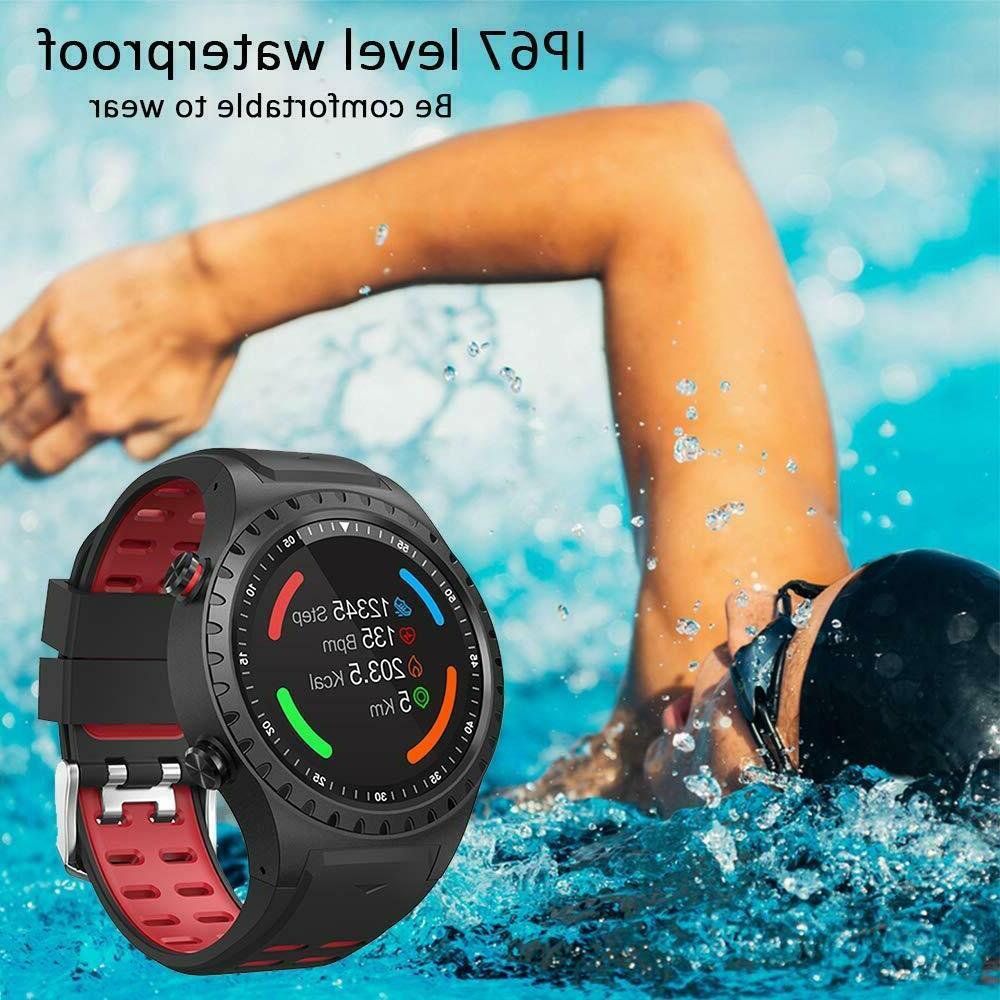 Running Watch Fitness Cycling Waterproof