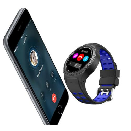 Running Smartwatch GPS Fitness Tracker Cycling