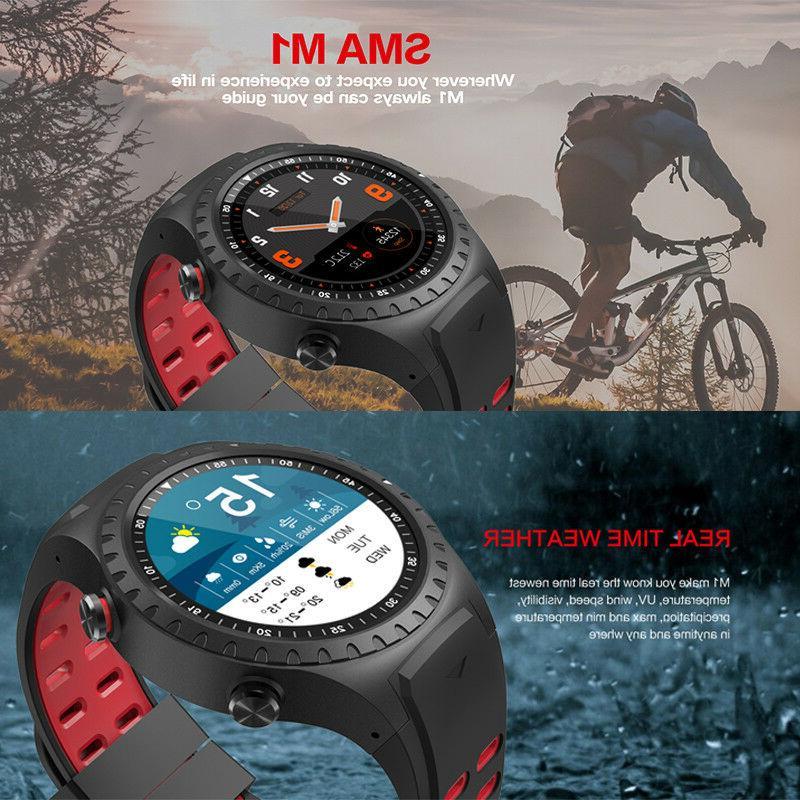 Running Smartwatch Fitness Tracker